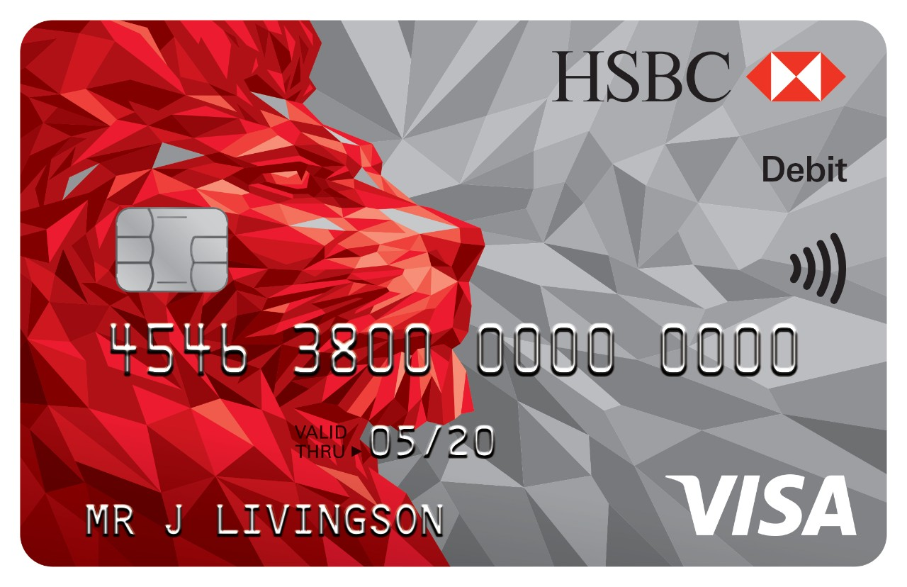 hsbc uk bank account for international students